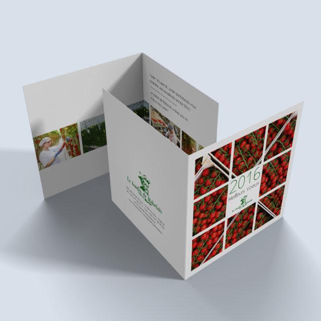 219 Consulting, agence de communication à Tours prend en charge la création de vos cartes de voeux.