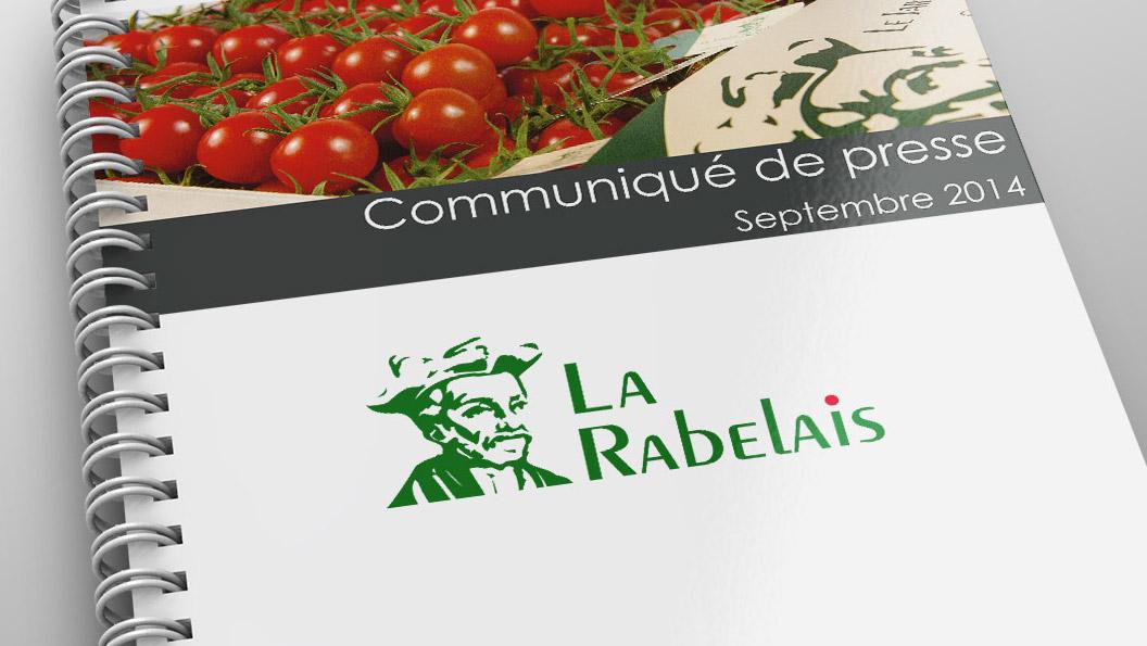 DOSSIER DE PRESSE / Le Jardin de Rabelais